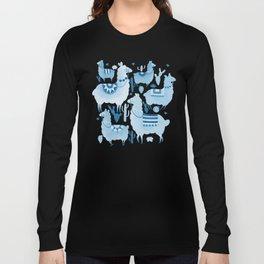 Alpacas and cacti Long Sleeve T-shirt