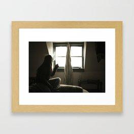 Anne's Attic Framed Art Print