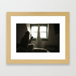 Anne's Attic Framed Art Print