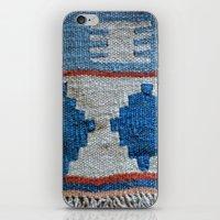 kilim iPhone & iPod Skins featuring afghani kilim by sara gering