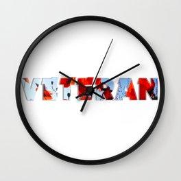 VETERAN Wall Clock