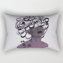 yearning Rectangular Pillow