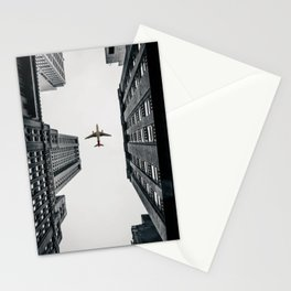 City Calm Down Stationery Cards