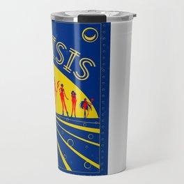 Moon Crisis Travel Mug