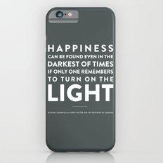 Light - Quotable Series iPhone 6s Slim Case