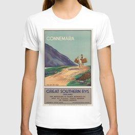 Vintage poster - Ireland T-shirt