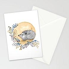 Happy Hedgehog Stationery Cards