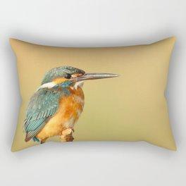 Colorful Bird Rectangular Pillow