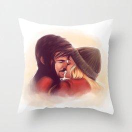 Perhaps I Do Deserve Saving Throw Pillow