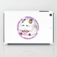 swag iPad Cases featuring poro swag by kemiemo