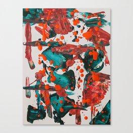 Favorite Boy Canvas Print