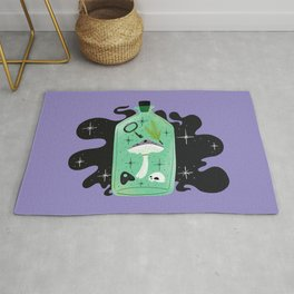 Spooky Potion Rug