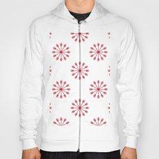 Snowflakes pattern Hoody