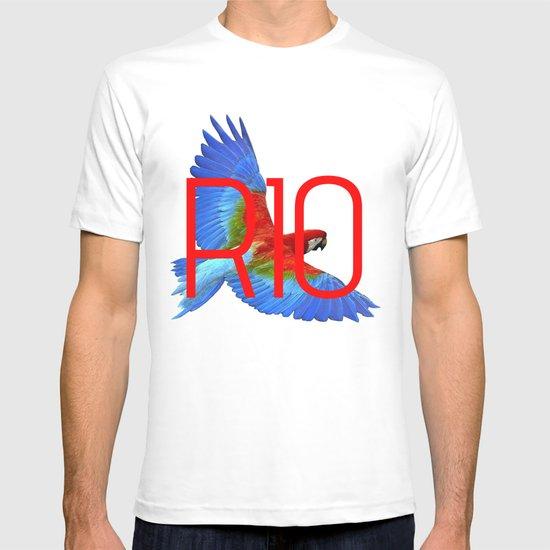 RIO PANTS PARTY T-shirt