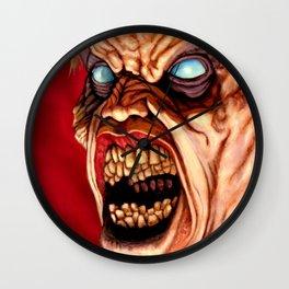 Evil Ed Wall Clock