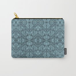 Kaleidoscopic vintage endpaper Carry-All Pouch