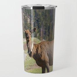 Being Watched Travel Mug