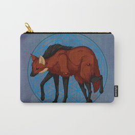 Wolf in the Hen House Carry-All Pouch