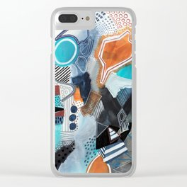 Architectural Clear iPhone Case