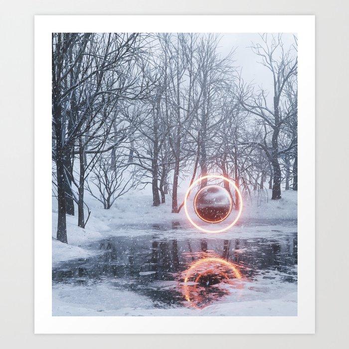 Q2x Art Print