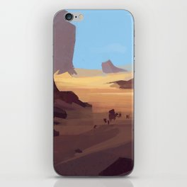 Does this look natural to you?  iPhone Skin