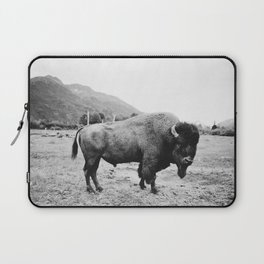 Alaska Bison Laptop Sleeve