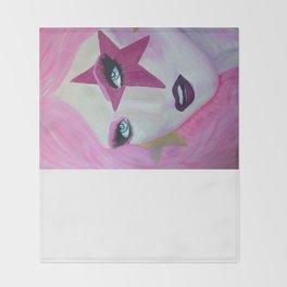 Jem Star Throw Blanket
