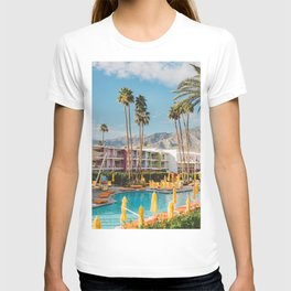 Palm Springs Saguaro T-shirt