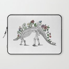 Stego-flora-saurus Laptop Sleeve