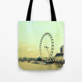 Impressions of London Tote Bag