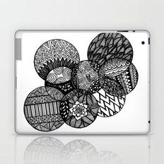 Sharpie Circles Laptop & iPad Skin