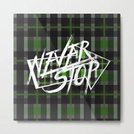 Never Stop 1 Metal Print