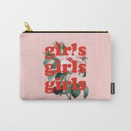 Girls Girls Girls Carry-All Pouch