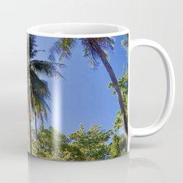 trees and sunshine in Thailand Coffee Mug