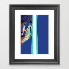Farm Boy Framed Art Print