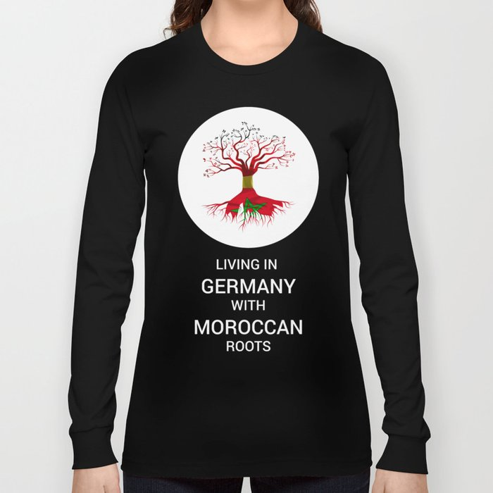 living in germany Long Sleeve T-shirt