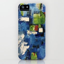 Reflections of the Sea iPhone Case