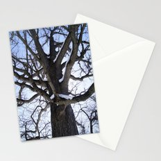 Winter Foresty Stationery Cards