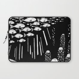 Ocean Night Life Laptop Sleeve