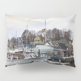 Kennebunkport Habor  Pillow Sham