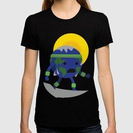Sweating Earth T-shirt