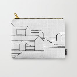 Stairs and Houses - 2 Carry-All Pouch