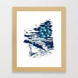 Release the Kindness Framed Art Print