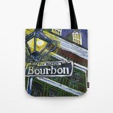 Rue Bourbon Tote Bag