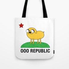 Ooo Republic Tote Bag