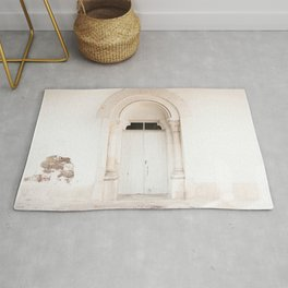 The White Door Rug