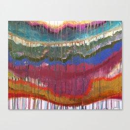 wavelengths Canvas Print