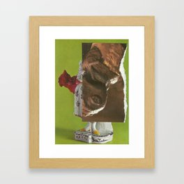 CARTILAGE Framed Art Print