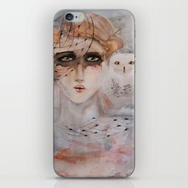 Harfang iPhone Skin