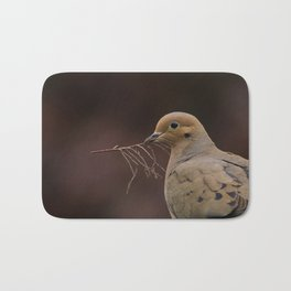Mourning Dove Bath Mat